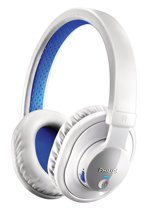 Philips SHB7000 - Over-ear koptelefoon - Wit