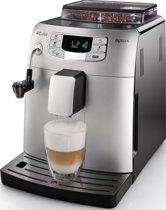 Saeco Intelia HD8752/41 Volautomaat Espressomachine - Zilver