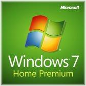 Microsoft Windows 7 Home Premium OEM DVD Engels - 1 gebruiker/licentie - 64-Bit