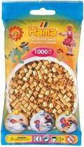 Hama Strijkkralen Goud '1000 Stuks'