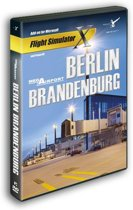Mega Airport Berlin-Brandenburg (FS X + Prepar3D Add-On) (DVD-Rom)