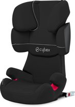 Cybex Solution X-Fix - Autostoel - Pure Black - black