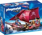 Playmobil Soldatenzeilschip met kanonnen - 6681