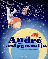 Prentenboek Andre het astronautje