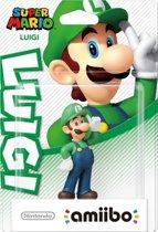 Nintendo amiibo Super Mario Figuur Luigi - Wii U + NEW 3DS