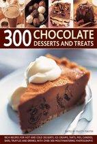 300 Chocolate Desserts and Treats