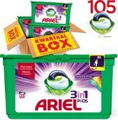 Ariel 3in1 PODS Colour & Style - Kwartaalbox 1