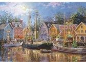 Puzzel 1500 Sailing Village