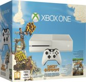Microsoft Xbox One 500GB Console - Special Edition + 1 Wireless Controller + Sunset Overdrive - Wit Xbox One Bundel