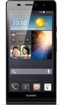 Huawei Ascend P6 - Zwart