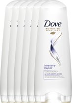 Dove Intense Repair - 200 ml - Conditioner - 6 stuks - Voordeelverpakking