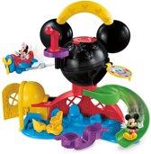Fisher-Price Micky Mouse Play Around Clubhuis - Speelfigurenset