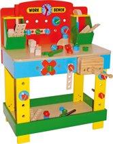 Base Toys Houten Werkbank Tobi