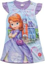 Disney Sofia The First Meisjes Nachthemd - lila  - Maat 92