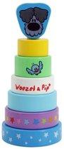 Woezel & Pip Houten Toren - Woezel