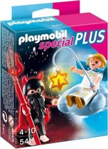 Playmobil Engel en Duivel - 5411