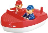 Aquaplay Motorboot + 2 Minifiguren