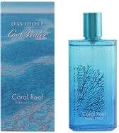 Davidoff - COOL WATER CORAL REEF limited edition - Eau de toilette spray 125 ml