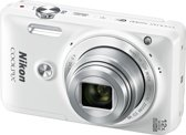 COOLPIX S6900 White