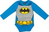 Batman Jongens Rompertje  - Grijs - Maat 24m/2 jaar