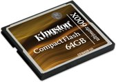 Kingston Technology CompactFlash Ultimate 600x 64GB