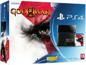 Sony PlayStation 4 God of War 3 Console - 500GB - Zwart - PS4