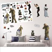 Star Wars muurstickers: Star Wars Rebels stickers (100 x 70 cm)