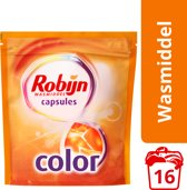 Robijn wascapsules color