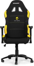 AKRACING Team Dignitas Edition Pro - Racestoel - Geel - PS3 / PS4 / Xbox 360 / Wii / PC / MAC