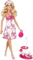 Barbie Thee Party Set