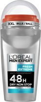 L'Oréal Paris Men Expert Fresh Extreme 48H - 50ml - Deodorant Roller