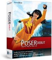 Poser Debut - Win / Mac