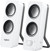 Logitech Z200 Multimedia Speakers - Wit