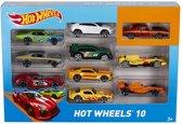 Hot Wheels Auto - Cadeauset (10 stuks)