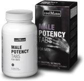 CoolMann - Male Potency Tabs - Stimulerende middelen