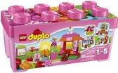 LEGO Duplo Alles-in-één Roze Doos - 10571