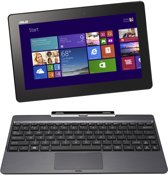 Asus Transformer Book T100TAF-DK001B - Hybride Laptop Tablet