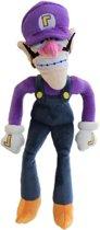 Super Mario Pluche Knuffel – Waluigi 28cm
