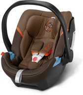 Cybex - Aton 4 - Autostoel groep 0+ - Coffee Bean - brown
