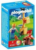 Playmobil Krabpaal met Poezen - 4347