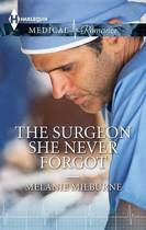 The Surgeon She Never Forgot