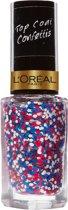 L'Oréal Paris Le Vernis Confetti - 926 - Nagellak