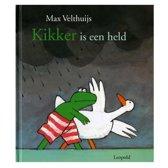 Prentenboek Kikker is een held