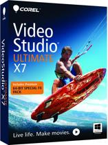 Corel VideoStudio Pro X7 Ultimate, EN