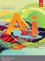 Adobe Illustrator Creative Cloud - 1 User, 1 Year