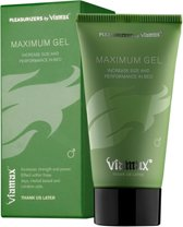 Viamax Maximum Gel - 50 ml - Stimulerend Middel