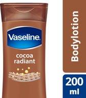 Vaseline cocoa  - 200 ml - bodylotion