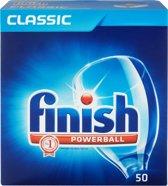 Finish Powerball Classic Tabs - 50 stuks - Vaatwastabletten