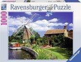 Ravensburger Windmolen - Puzzel - 1000 stukjes