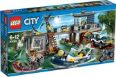 LEGO City Moeraspolitie Hoofdbureau - 60069